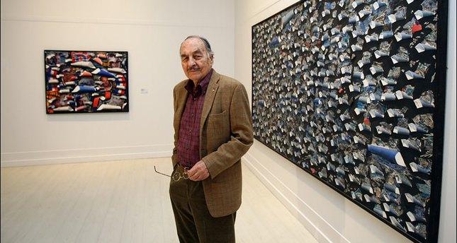 Doğançay Museum hosts 'Picture the World' exhibition