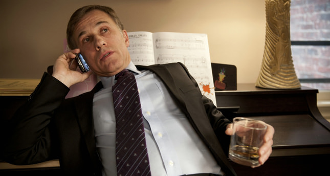 A Minute With: Christoph Waltz on being a 'Horrible Boss'