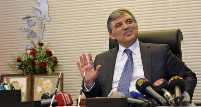 Former President Gül negates Press TV claims about criticism of gov't