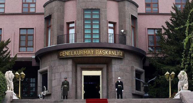 Turkish Armed Forces' Press Release denies links to Gülen Movement