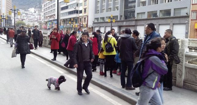 Quake of magnitude 6.3 strikes China's Sichuan province, one dead