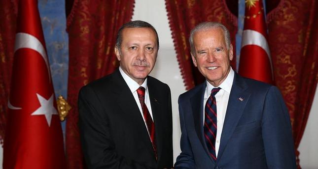 US and Turkey agree on Syria policy as Erdoğan meets Biden