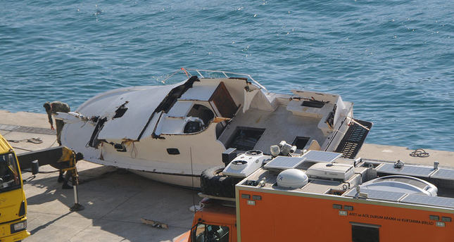Istanbul police detains the organizer of the migrant boat catastrophe