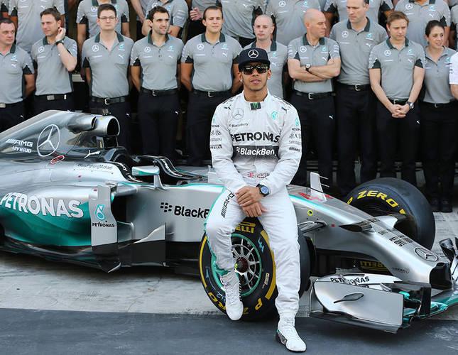 Hamilton claims second Formula One championship title