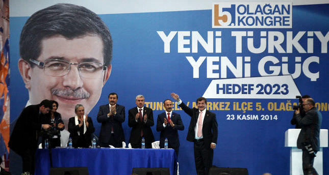 PM Davutoğlu on reconciliation tour in eastern Turkish cities