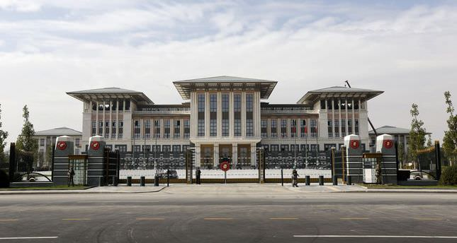 Palace belongs to the nation, says Erdoğan