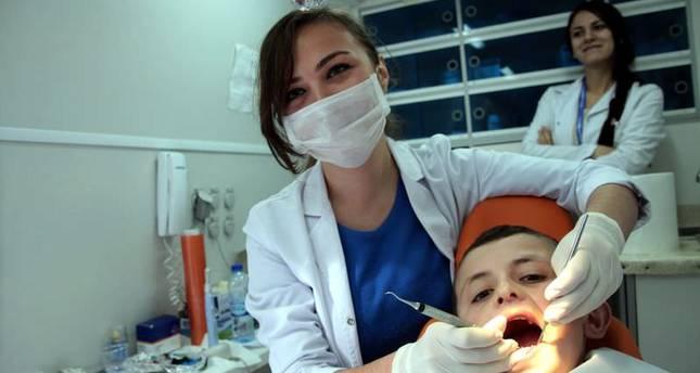 Turks behind Europe on usage rate of tooth paste