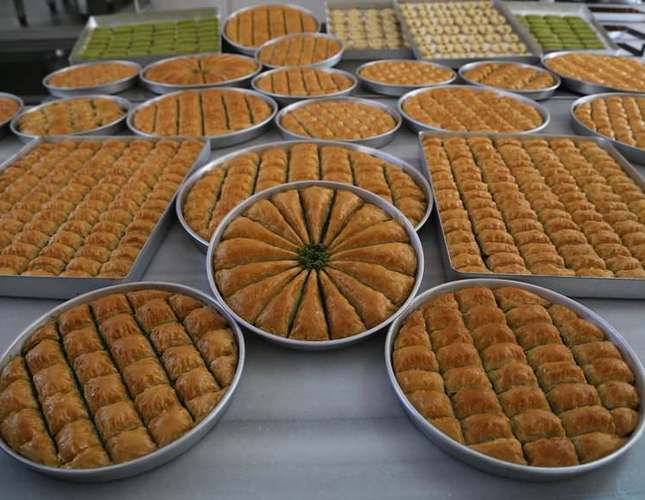 The Turkish sweet tooth