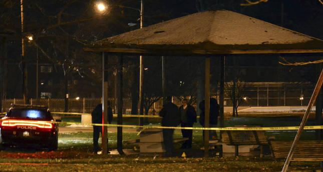 US police shoot 12-year old boy holding toy gun