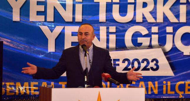 Turkey and US have overlapping policies, says FM Çavuşoğlu