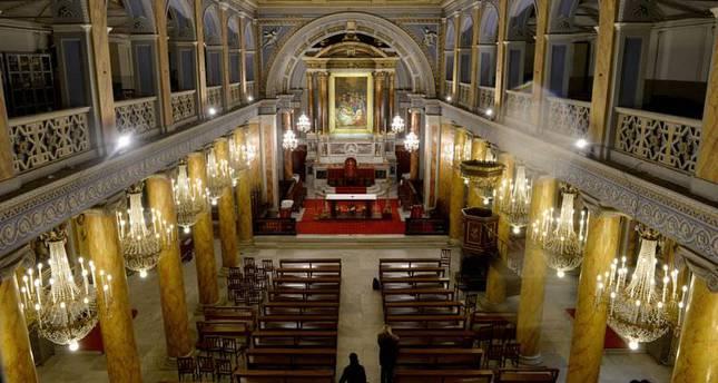 Istanbul's Catholic community awaits Pope Francis's visit