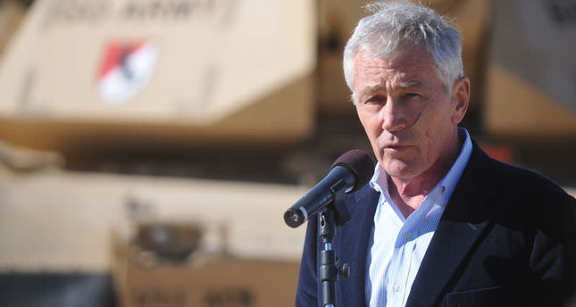 Hagel resigns as US Defense secretary