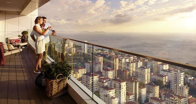 Increase in foreigners purchasing Turkish real estate