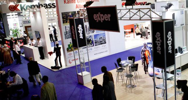 15th MÜSİAD International Fair starts tomorrow at Istanbul CNR Expo Center