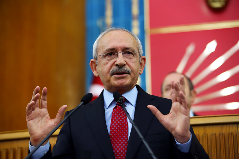 CHP leader criticizes party administration members