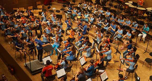 Boğaziçi University to host Peace for Music Orchestra