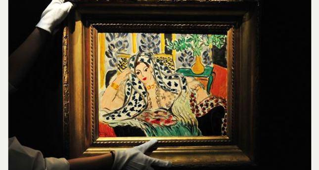 Portrait of Ottoman Sultan on sale for 15 million euros