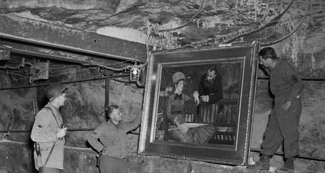 Artwork seized from Jewish families to be returned