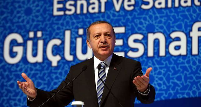 President Erdoğan: Reconciliation process is not concession process