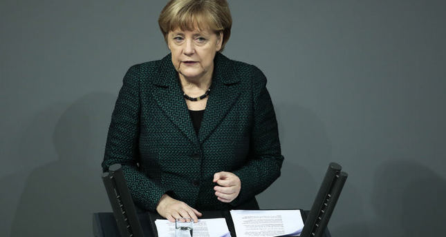 Russia's annexation of Crimea 'unjustifiable and inexcusable': Merkel