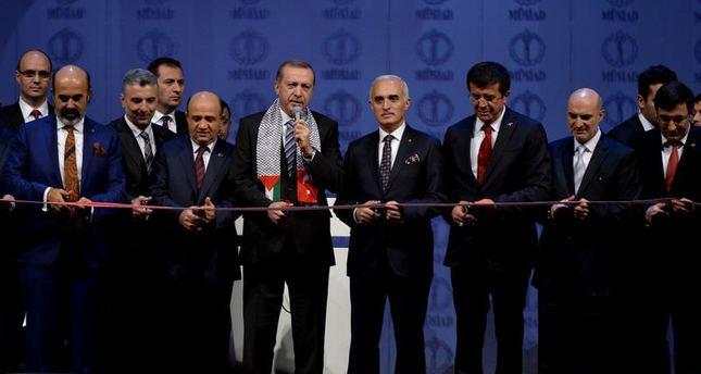 15th MÜSİAD Fair draws 7,000 foreign businessmen to Istanbul