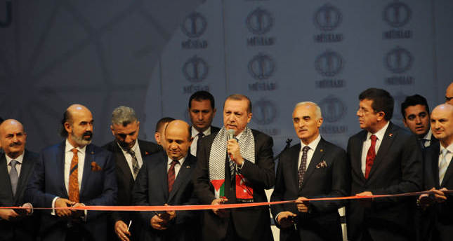 'Aim is to transform Turkey into economic, moral heavyweight'