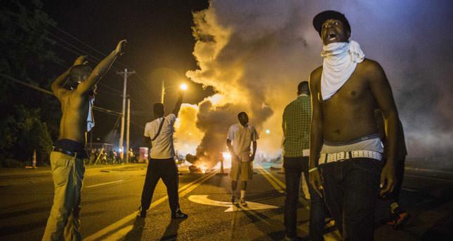 Destructive protests continue unabatedly in riot-hit Ferguson