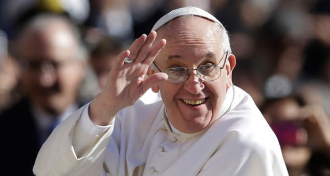 Pope Francis scheduled to arrive in Turkey to meet Turkish president, PM, Christians