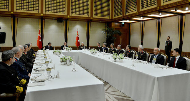Supreme Military Council discusses combat readiness