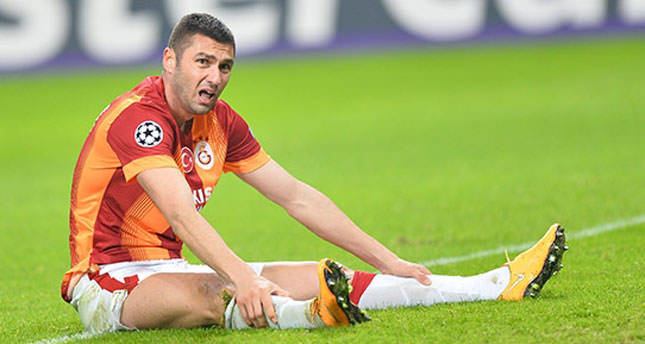 Galatasaray crash out of Europe