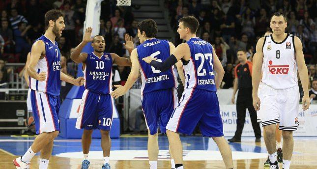 Anadolu Efes battling against complacency