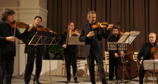 I Sonatori to perform with Giuliano Carmignola in Istanbul