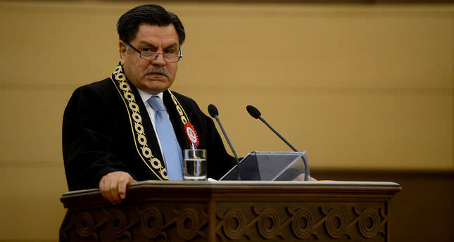 Top court chairman admits Gülenists in judiciary