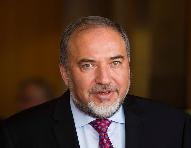 Lieberman proposes incentives for Arabs to leave Israel