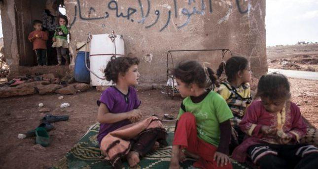 Uncertain future awaits stateless Syrian children