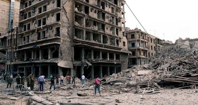 Little hope for truce in Aleppo