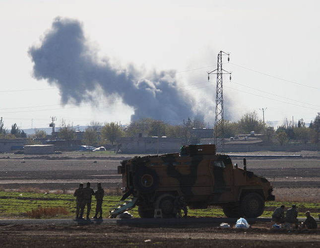 Turkey denies claims of being ISIS base