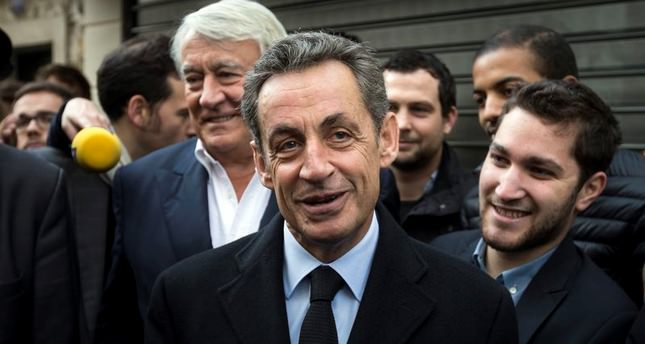 Former French President Sarkozy elected chief of right-wing UMP party