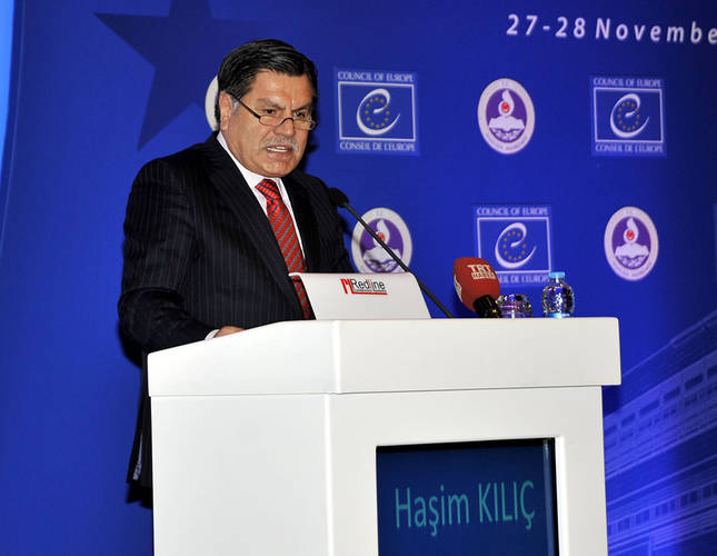 Threshold decision would be binding for Turkey's 2015 election
