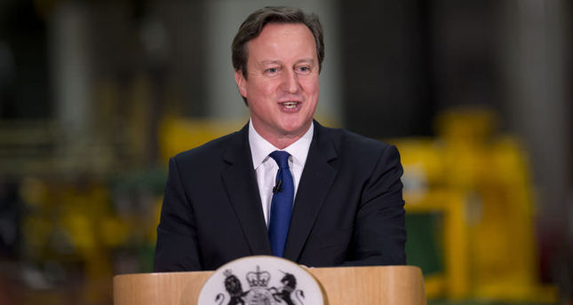 British PM Cameron to visit Turkey next week