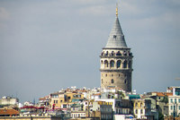 Legends and history mingle atop Istanbul's three towers