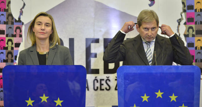 EU officials emphasize Turkey's EU accession