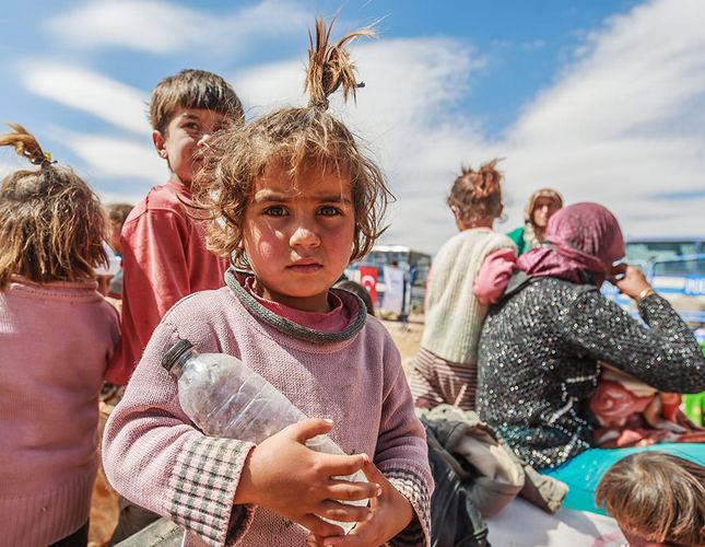 Politics in humanitarian aid