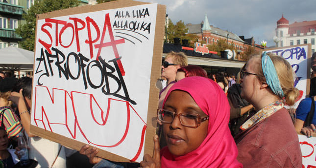 UN slams Sweden over increasing 'Afrophobia'