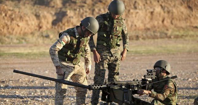 Peshmerga death toll reaches 727 in Iraq, Syria