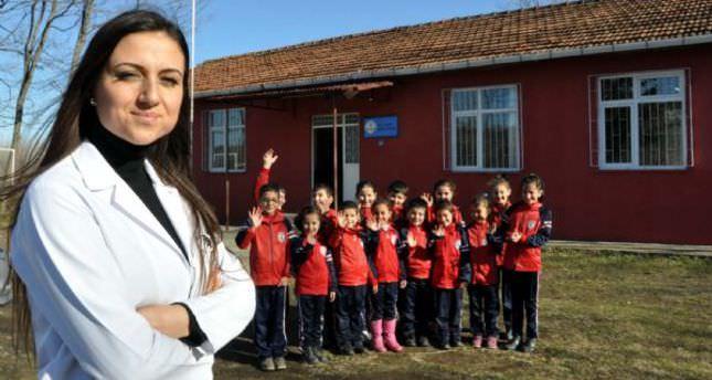 Turkish teacher among top 50 list of Global Teacher Prize