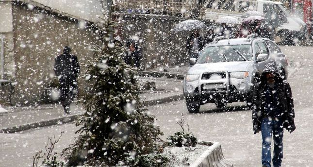 Heavy snow expected in eastern Turkey
