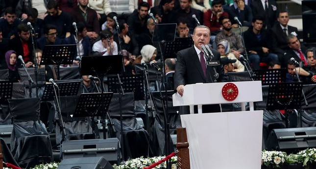 Turkey to move forward with the strong bonds to its ancestors: President Erdoğan