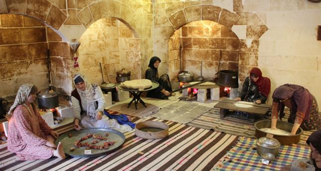 Şanlıurfa gets museum dedicated to food