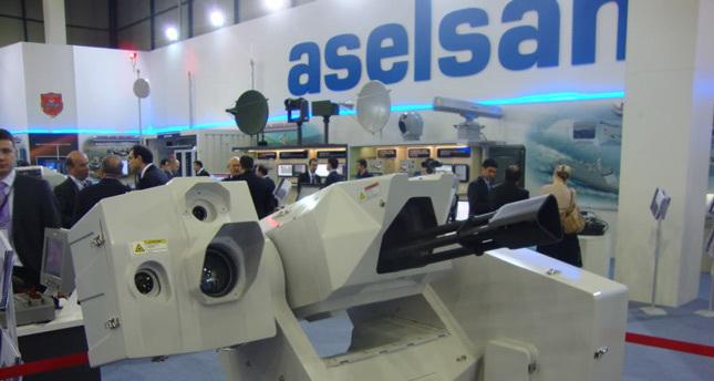 Aselsan's growth ranks 4th worldwide